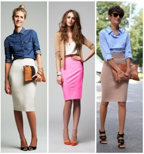 Different Types of Skirts