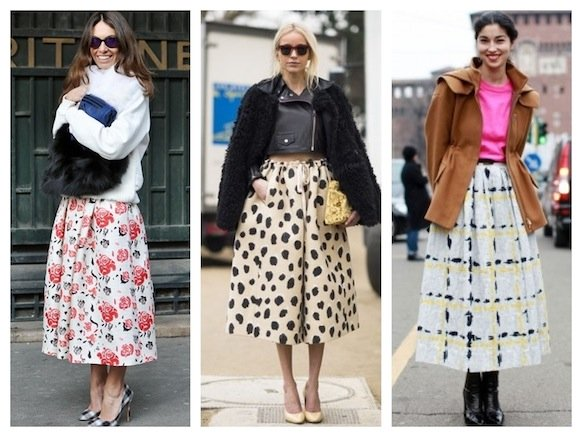 Different Types of Skirts1