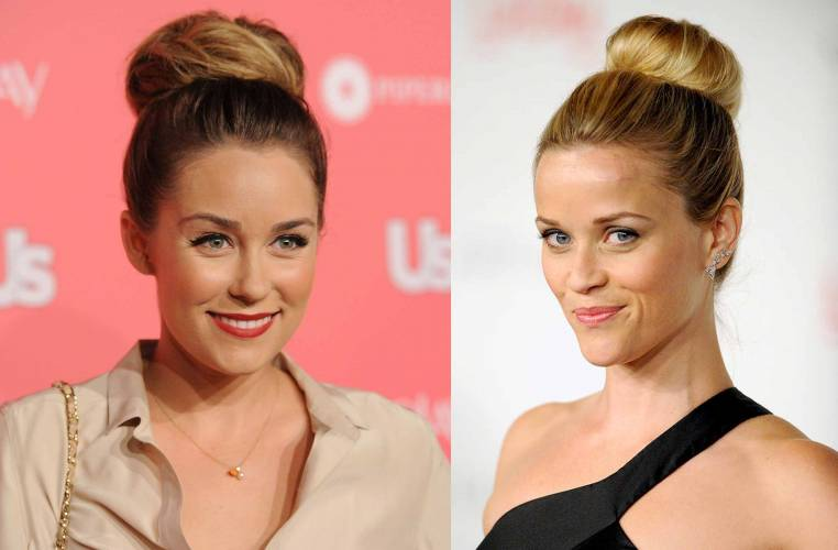 The Sophisticated High Bun