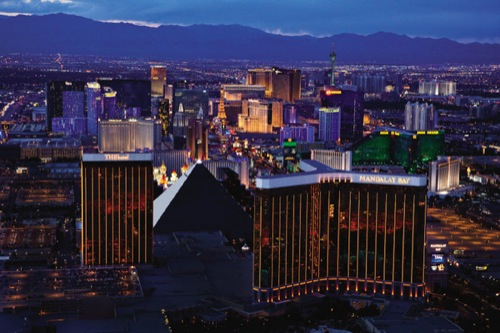las vegas summer holidays