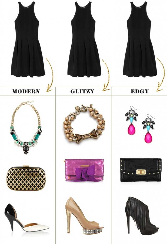 Accessorize Your LBD