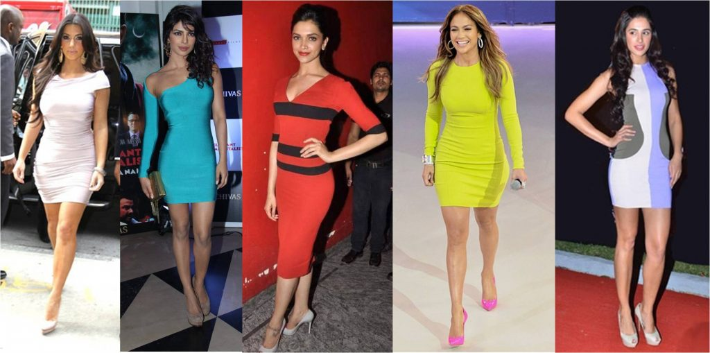 Celebrities Raising The Oomph Factor In Bodycon Dresses