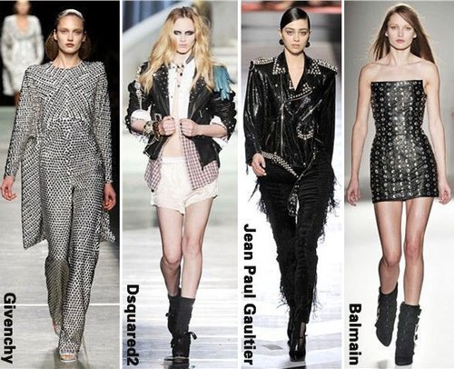 Fashion Term - Meaning of Rivets