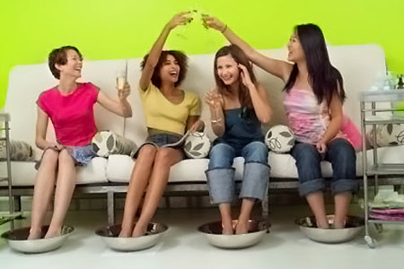 Have A Fun DIY Mani-Pedi Session with Your Girl Pals
