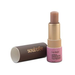 SOULTREE Lotus and Kokum Butter Lip Balm