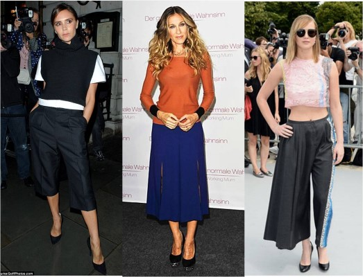 how to wear culottes1