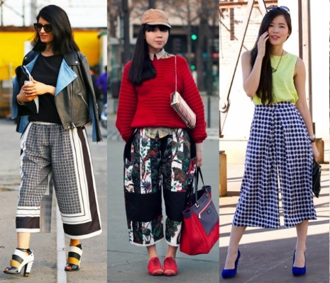 how to wear culottes2