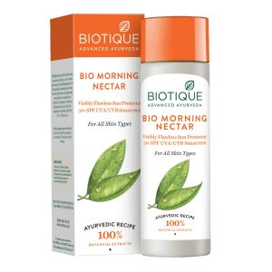 Biotique Bio Morning Nectar Sunscreen Ultra Soothing Face Lotion