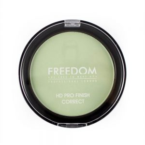 Freedom Makeup London HD Pro Finish Correct Pressed Powder,