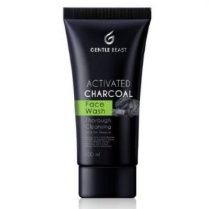 Gentle Beast Activated Charcoal Face Wash