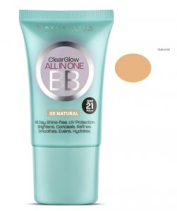 Maybelline Clear Glow All in one BB Cream