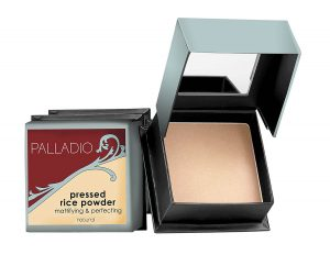 Palladio Beauty Pressed Compact Rice Powder