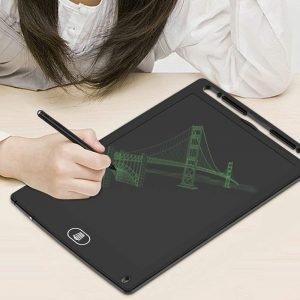 Brand Conquer® Latest LCD Writing Tablet for Kids 8.5 Inch